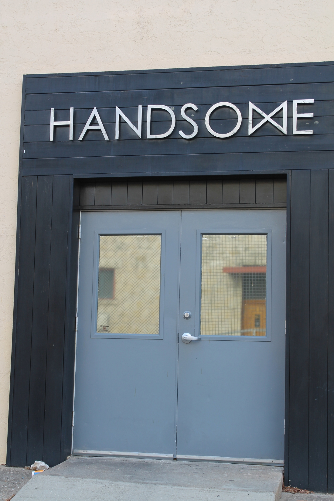 Handsome Door